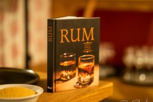 Rumová degustácia Srdcovka Reduta