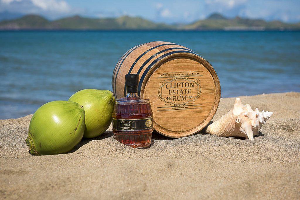 clifton estate rum, karibik, carribean