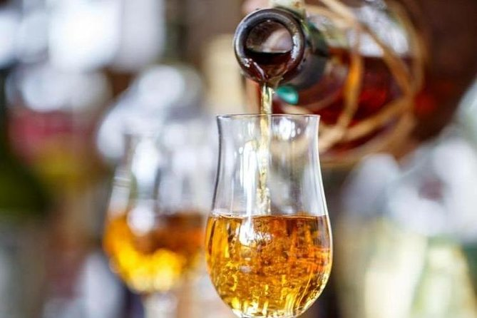 Rumová degustácia v Bratislave.
