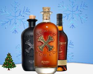 Vianočný večierok Rumové degustácie